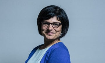 Official portrait of Thangam Debbonaire