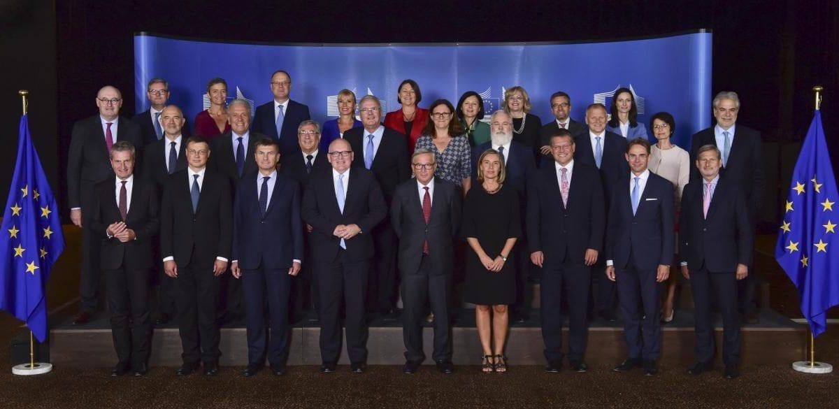 European Commissioners