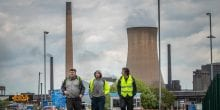 How Carbon Fees would save British Steel