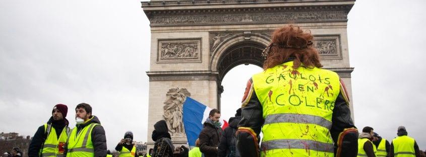 Paris Gilets Jaunes