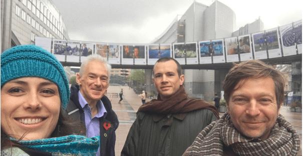 CCL delegates to Brussels Nov 2019