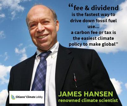 James Hansen quote