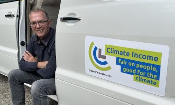 Dave Waltham COP26